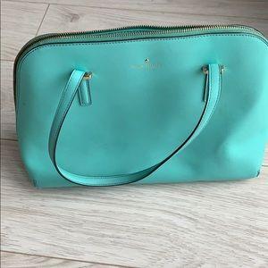 Tiffany blue Kate spade purse